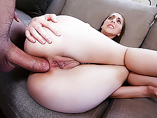 Husband fucks in front of wife
